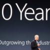 Iphone fyller 10 år